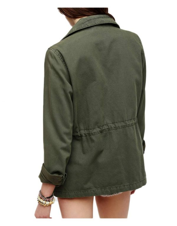 women's-green-jacket