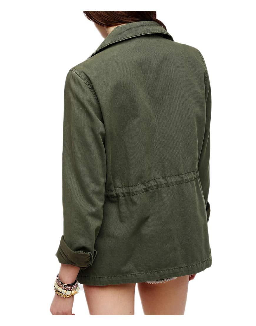 women's-green-jacket