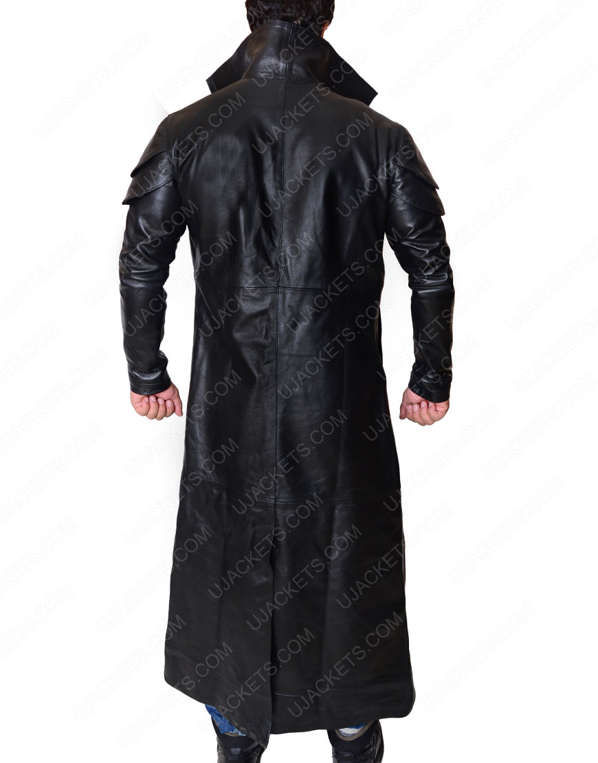 the last jedi leather jacket