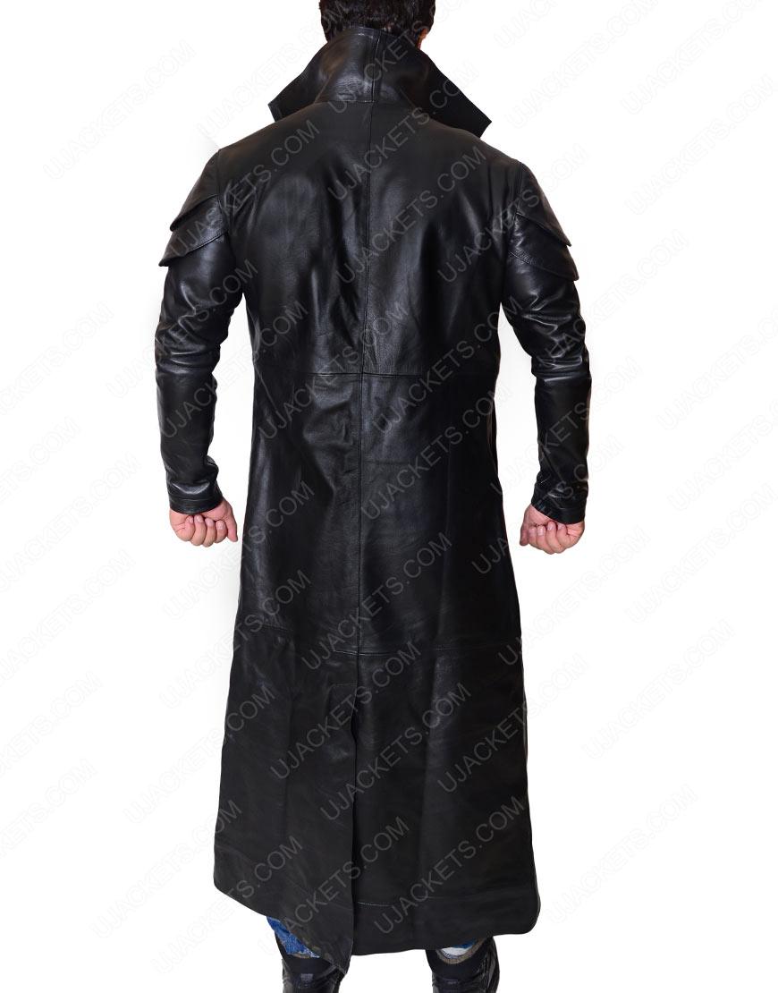 the last jedi leather jacket
