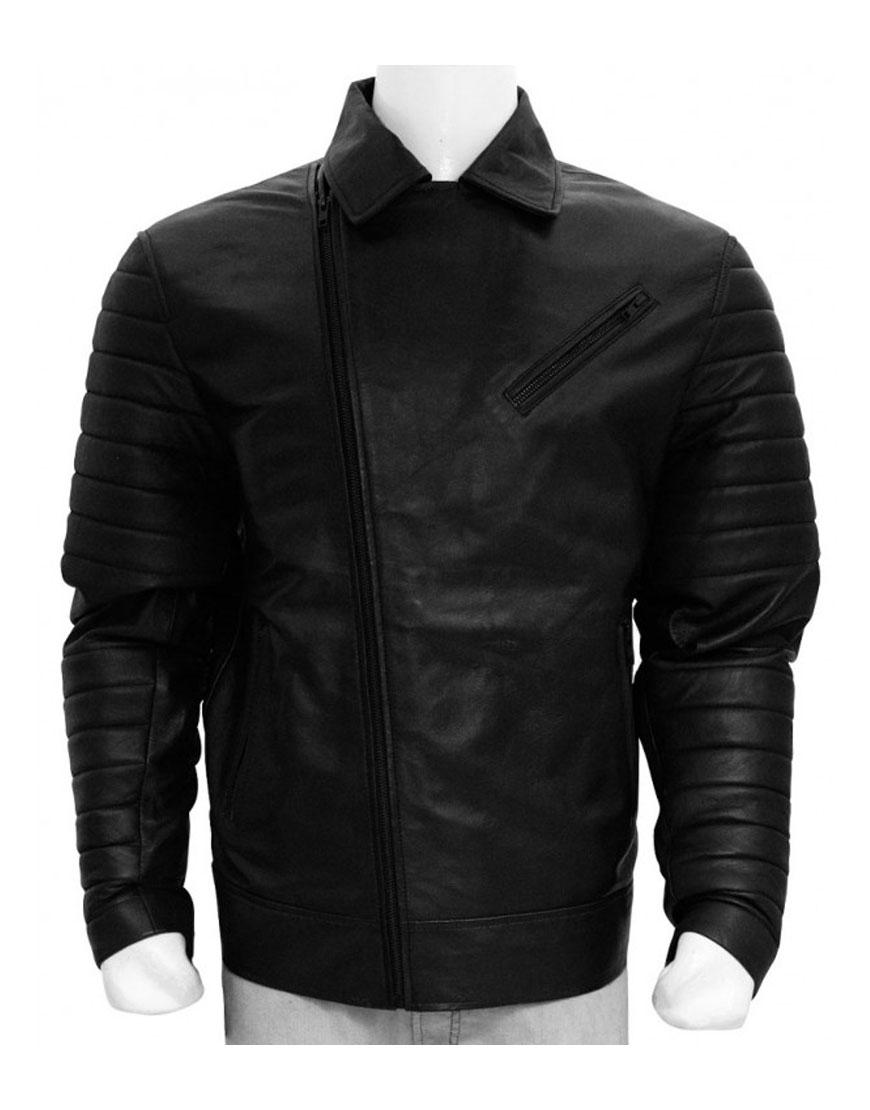WWE Motorcycle Finn Balor Leather Jacket