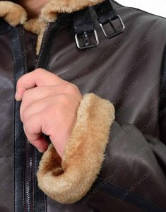 Shearling Dunkirk Farrier Jacket