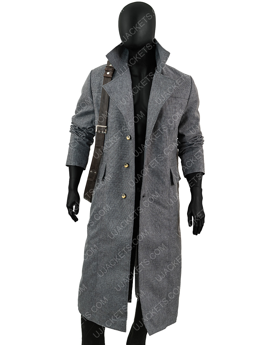 Bloodborne Video Game Coat