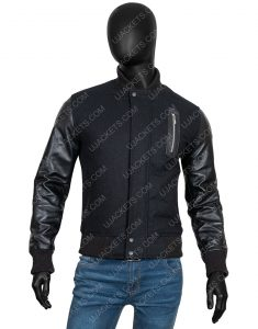 Creed Michael B Jordan Black Jacket