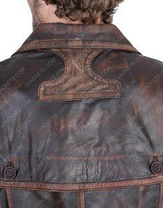 Joshua Nolan Defiance Grant Bowler Waxed Jacket