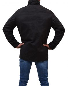 Phil Coulson Leather Jacket