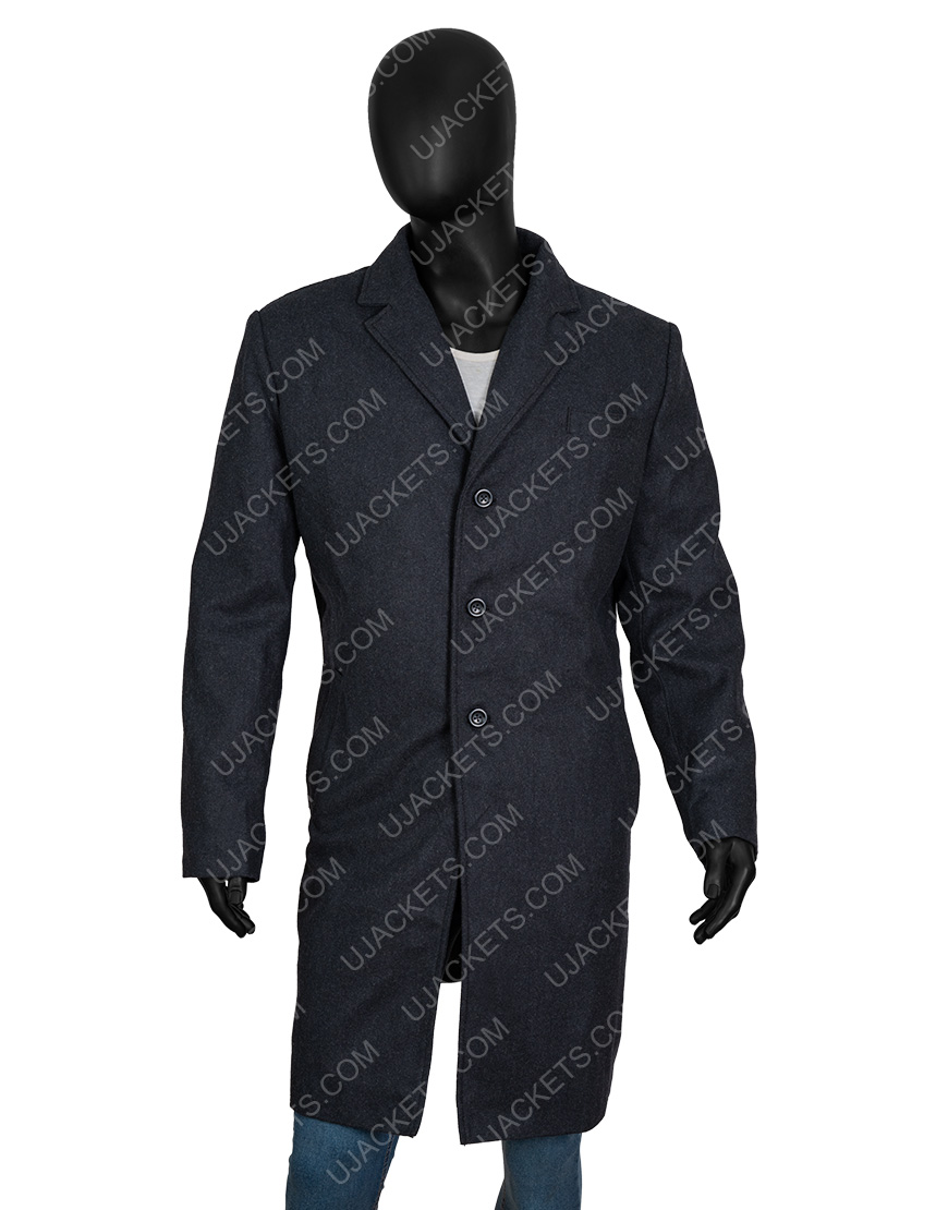 The Last Witch Hunter Vin Diesel Grey Coat