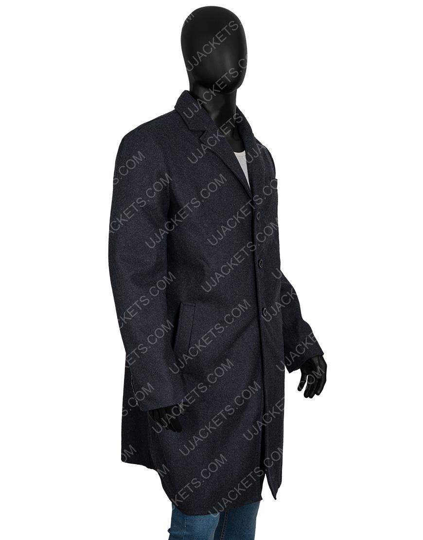 The Last Witch Hunter Vin Diesel Wool Blend Coat