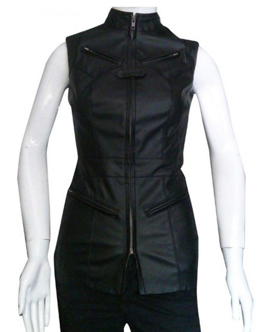 melinda may vest