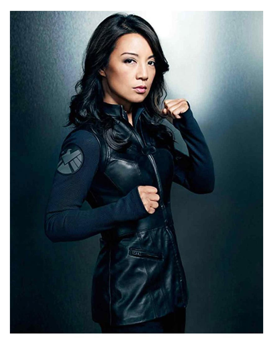 ming na wen agents of shield vest
