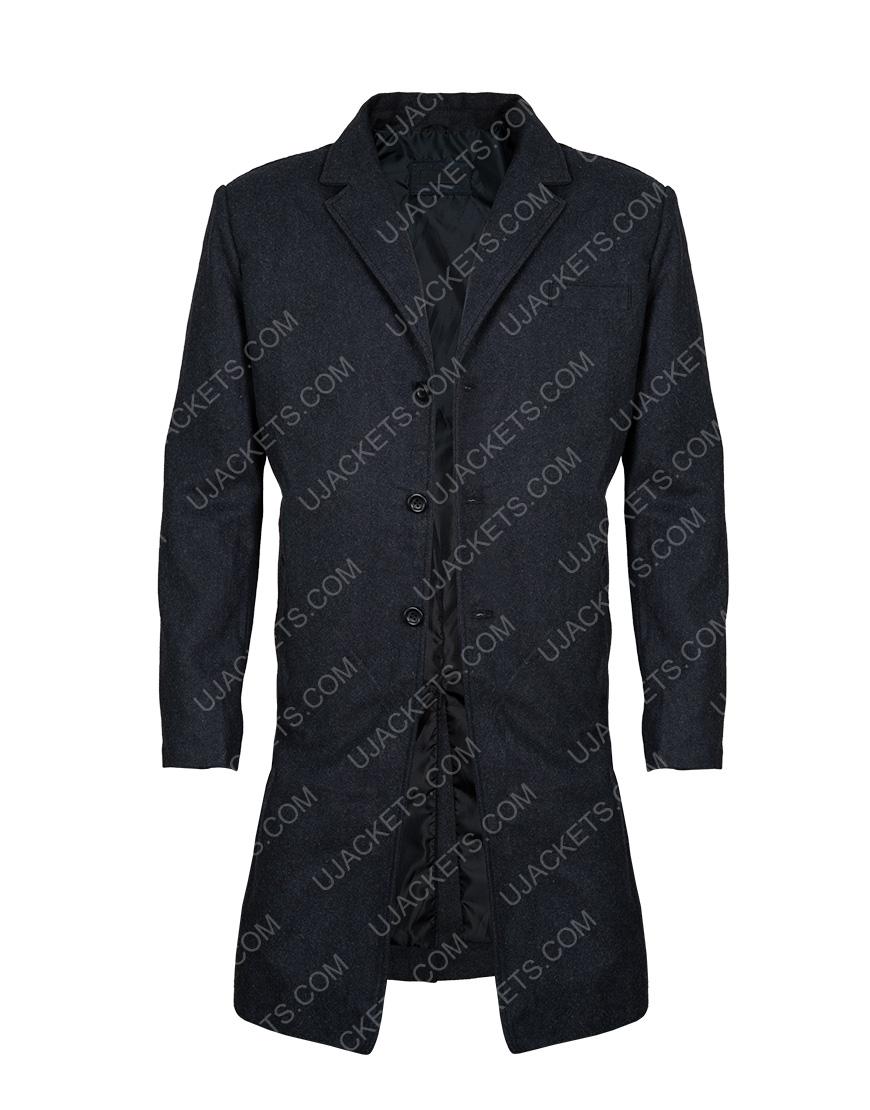 Vin Diesel The Last Witch Hunter Kaulder Wool Blend Coat