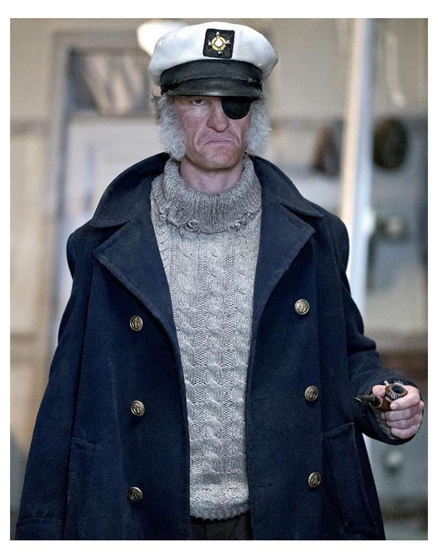 count olaf coat