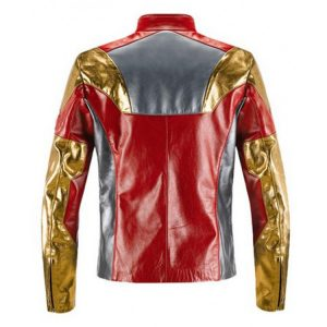 ron Man Leather Jacket