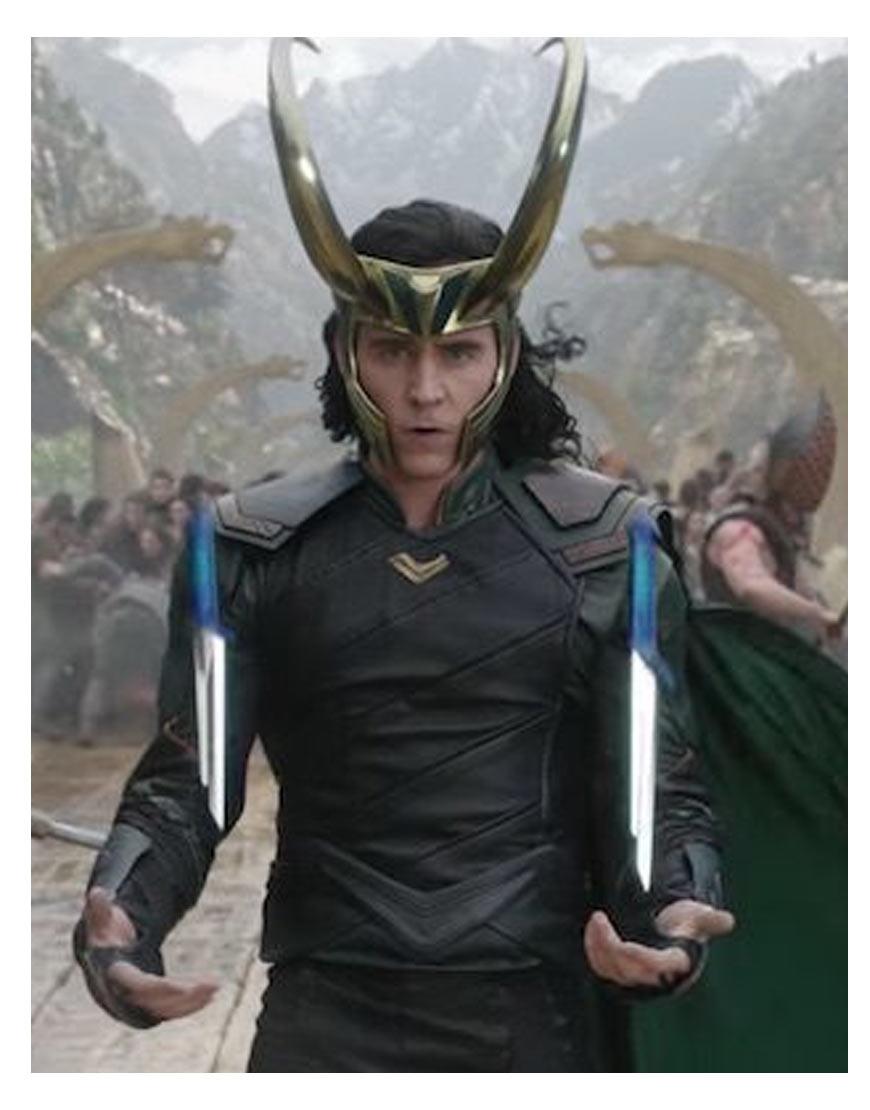 Thor Ragnarok Loki Jacket Ujackets