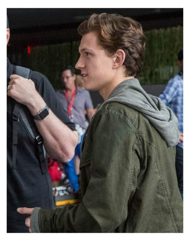 tom-holland-green-jacket