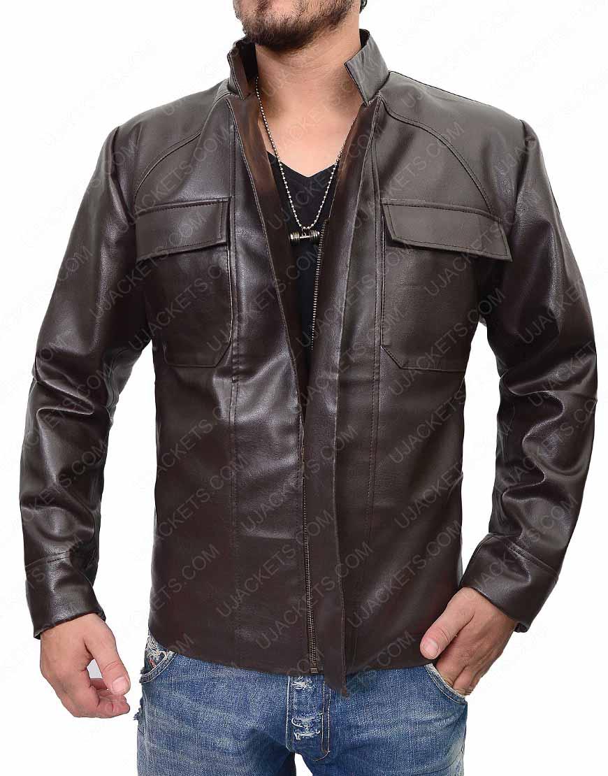 star wars the last jedi oscar isaac jacket