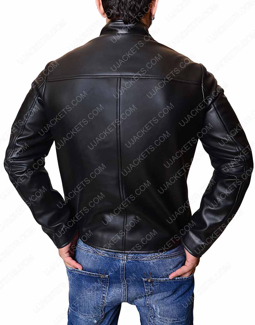 edge of venomverse leather jacket