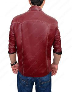 tyler durden red jacket