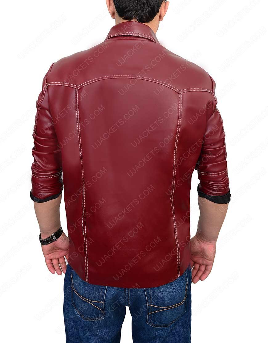 tyler durden red jacket