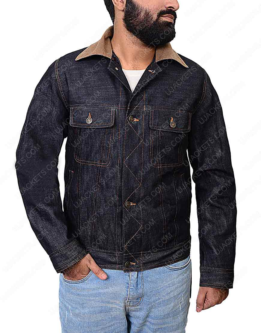 statesman secret agent jacket