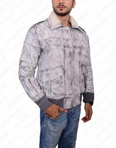 ghost in the shell batou jacket
