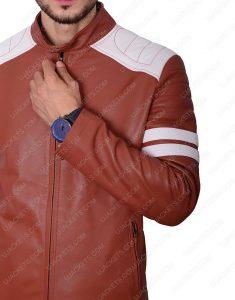 brad pitt fight club jacket
