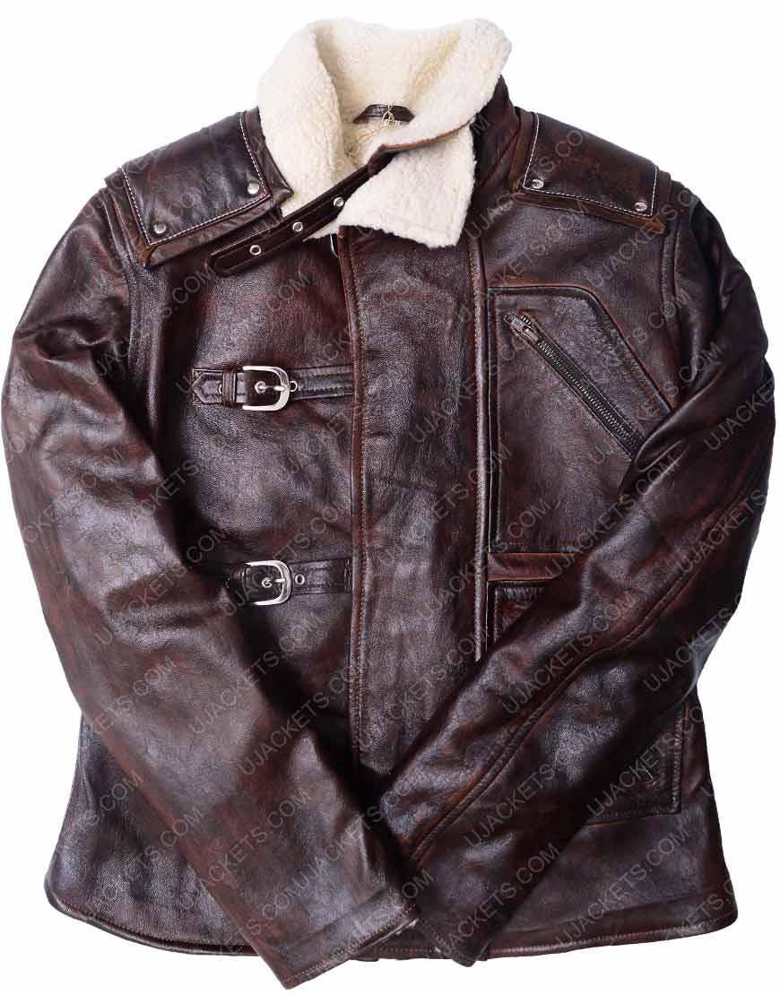 bj blazkowicz jacket