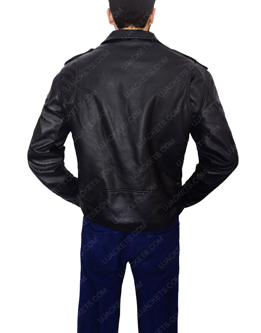 bruce springsteen motorcycle jacket