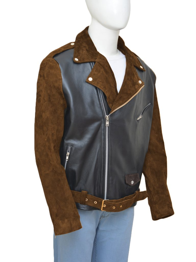 billy connolly route 66 jacket