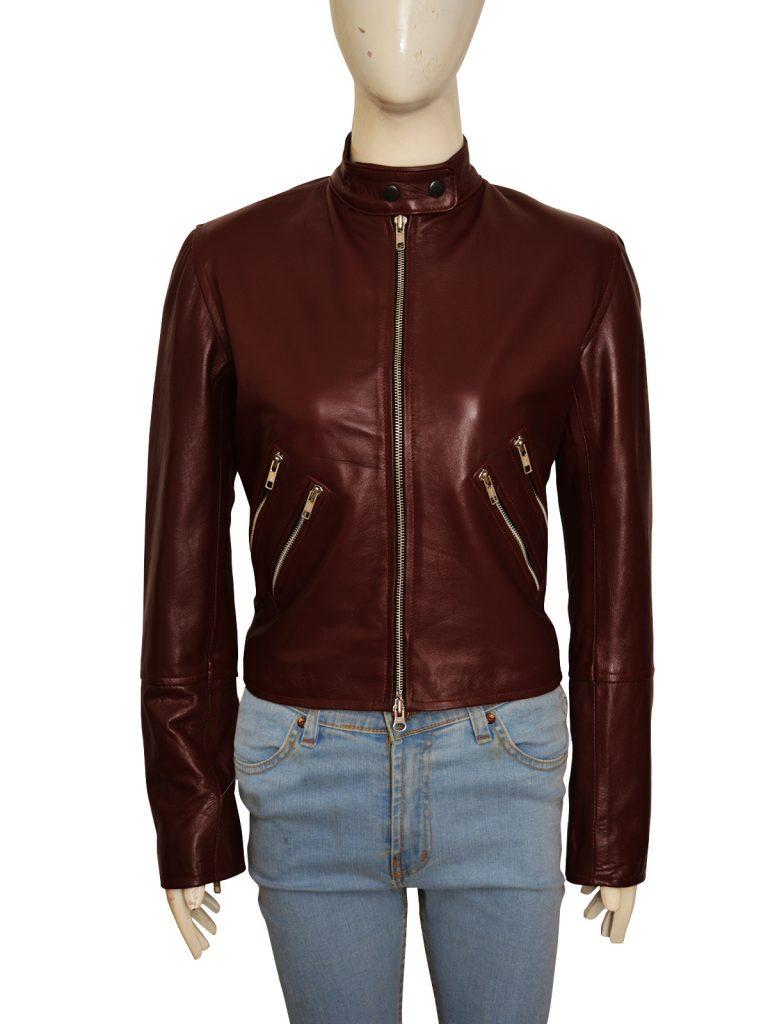 turner leather jacket