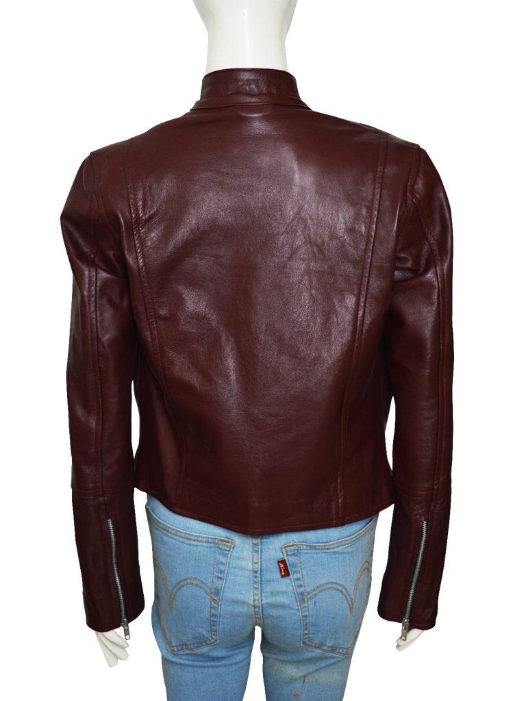jack reacher cobie smulders jacket