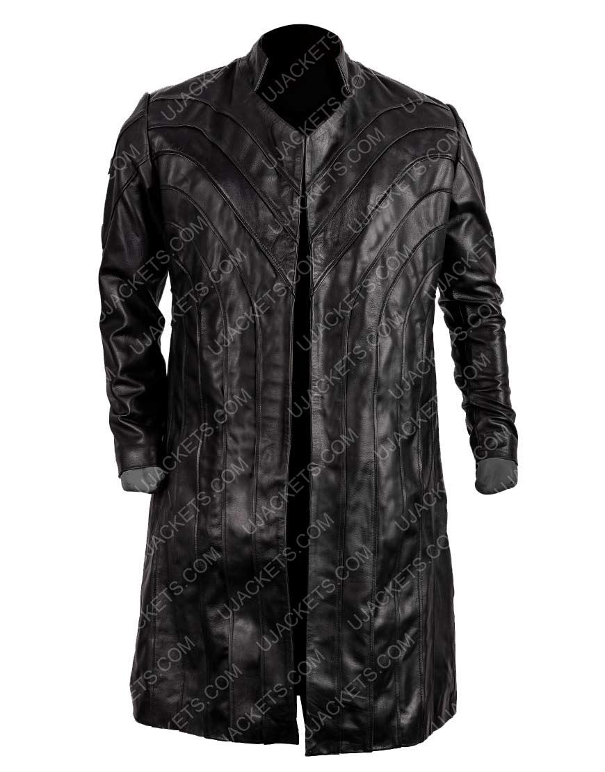 Dominion Michael Velvet Coat