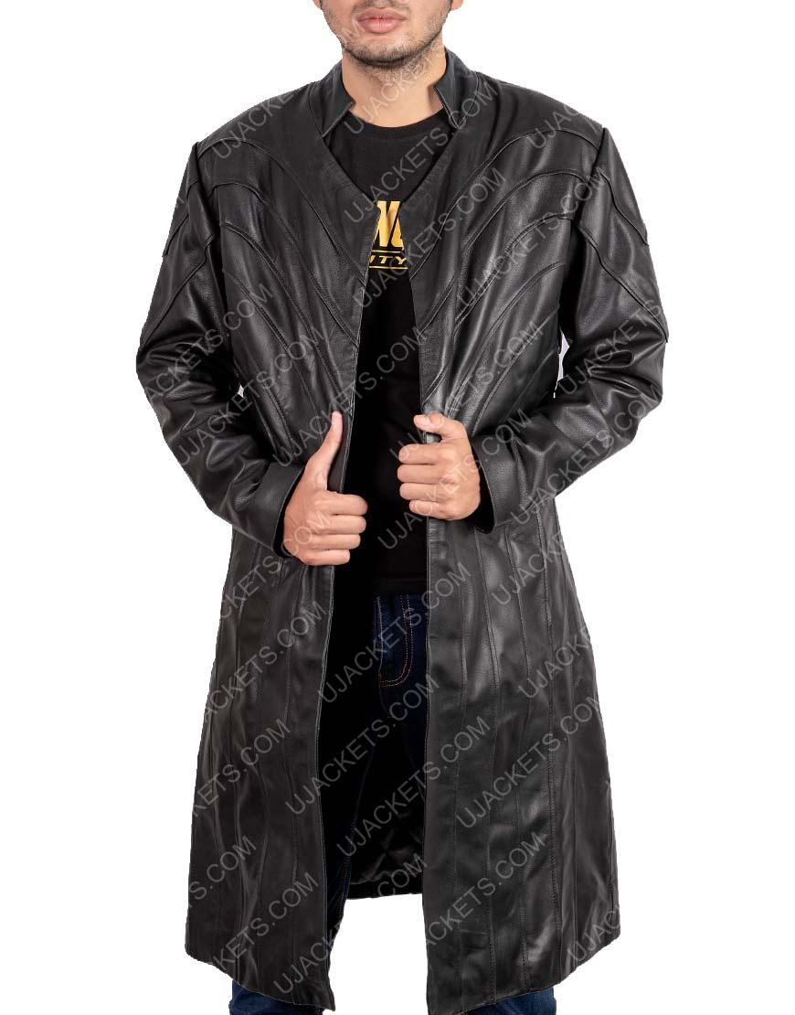 Dominion Tom Wisdom Coat
