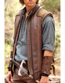 legend of the seeker craig horner vest