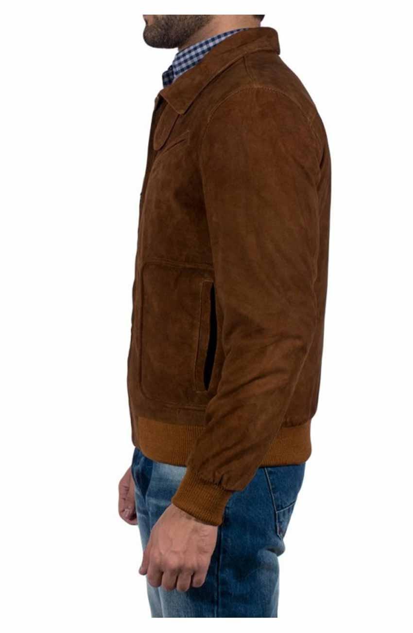 illya kuryakin jacket