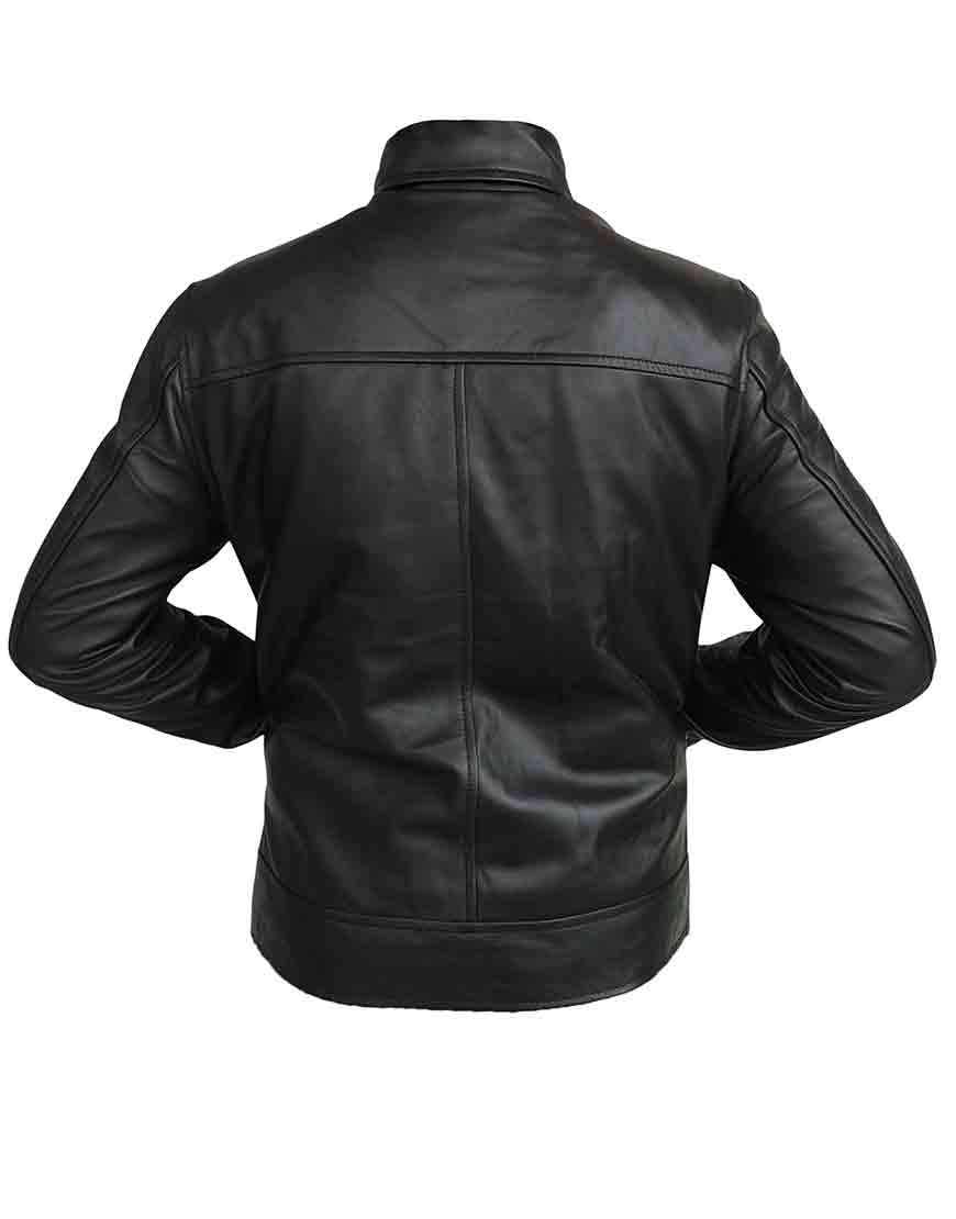 californication leather jacket
