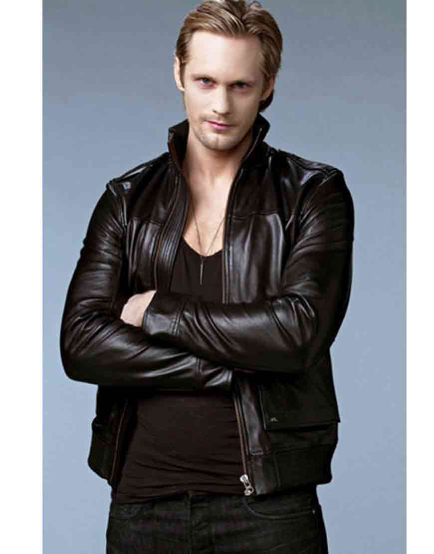 eric northman brown jacket