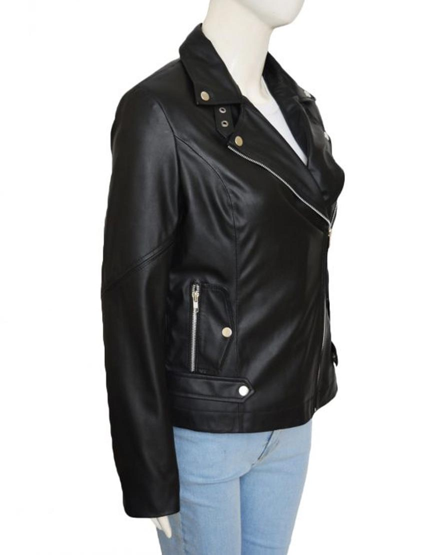unforgettable leather jacket
