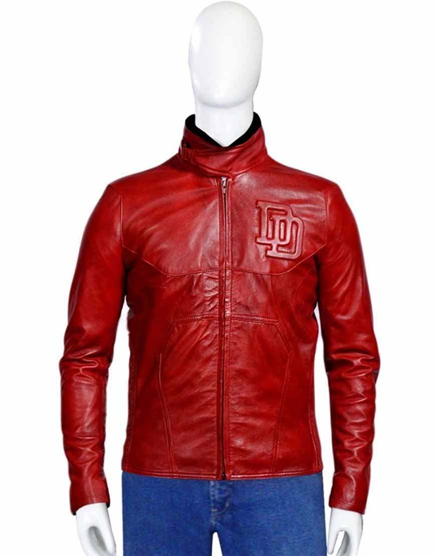 daredevil leather jacket