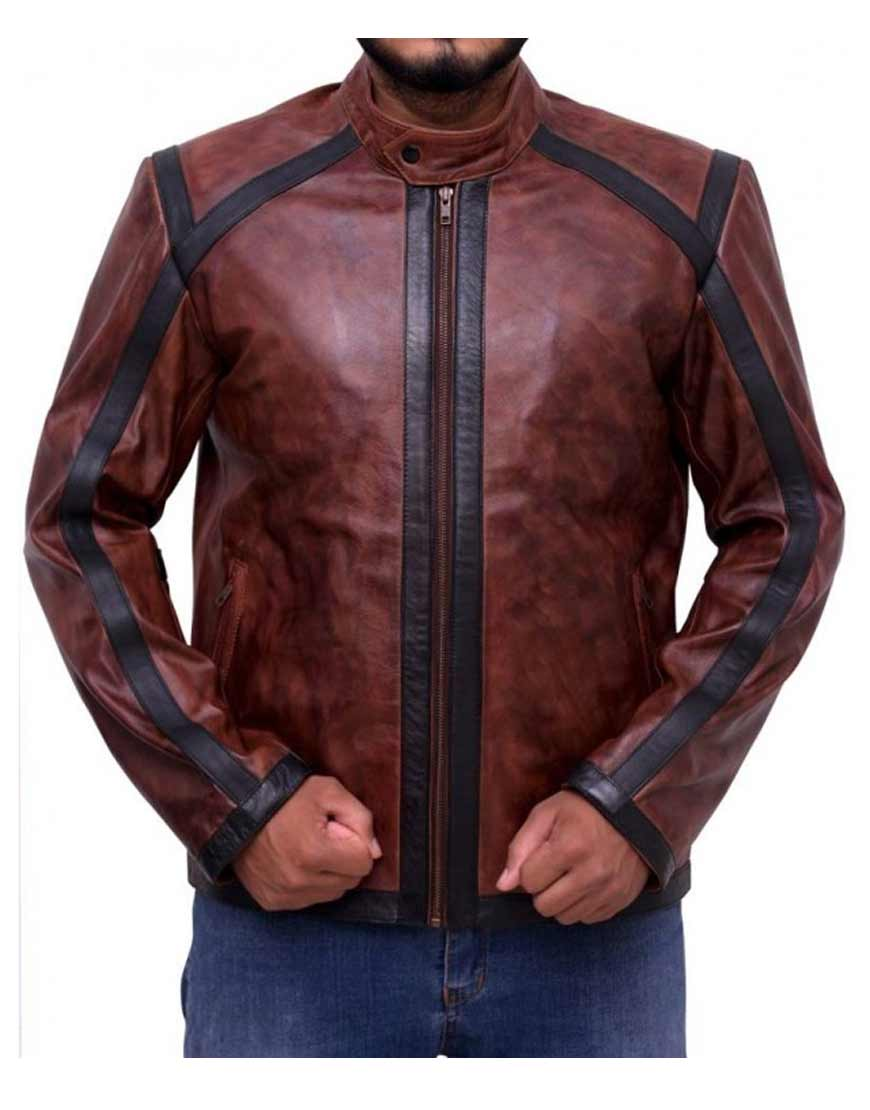 dan espinoza leather jacket