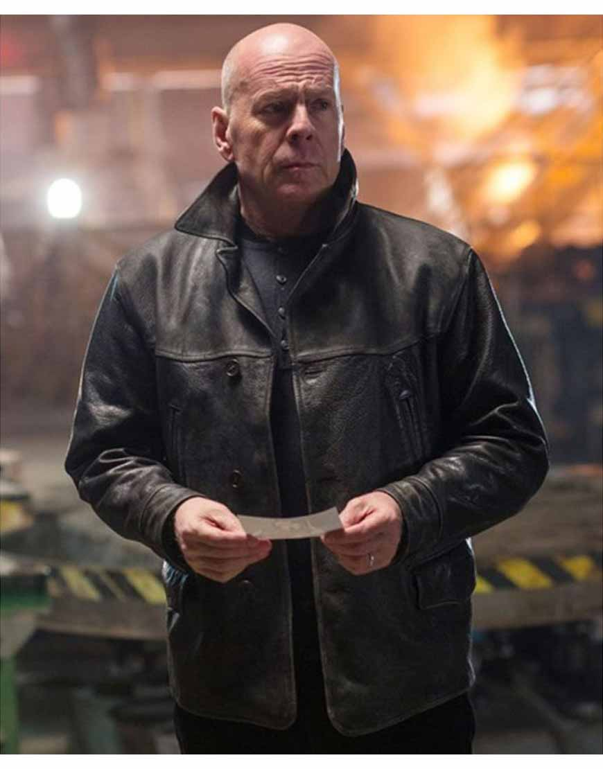 extraction bruce willis jacket