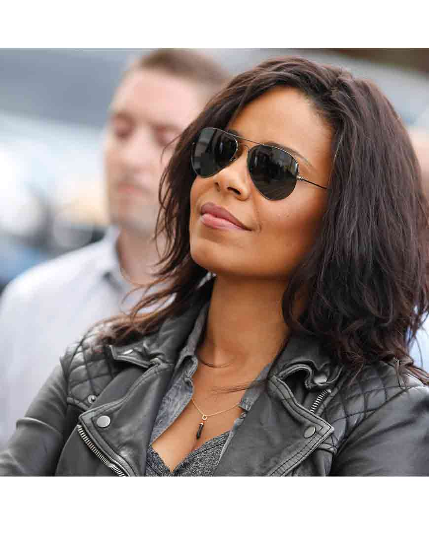 shots fired sanaa lathan jacket