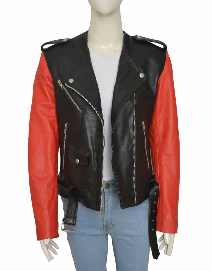 hailey baldwin jacket