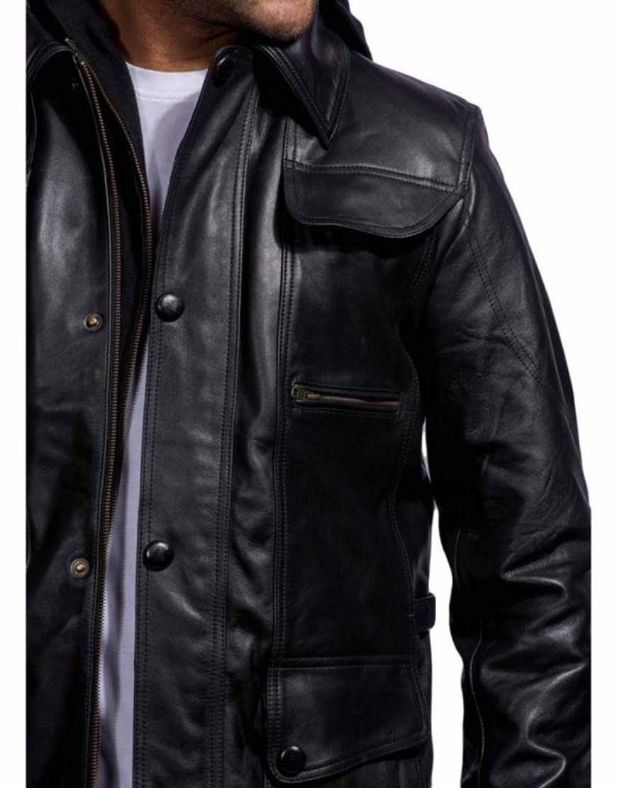 terminator 5 leather jacket
