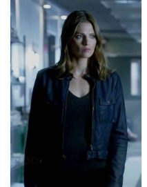 stana katic castle blue jacket