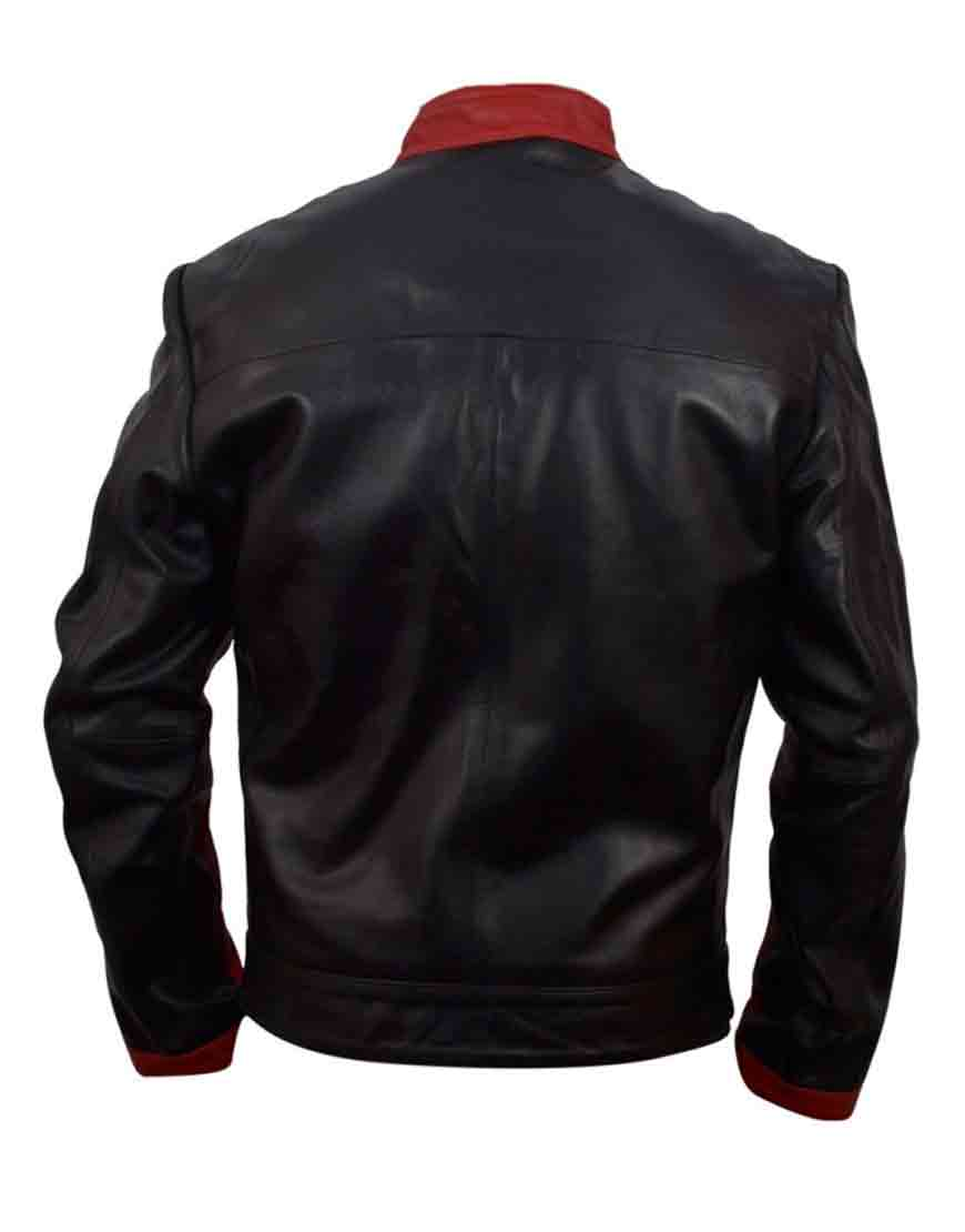 bruce wayne motorcycle jacket