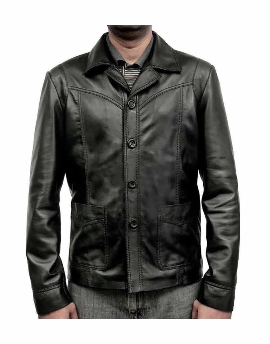 killing them softly leather jacket