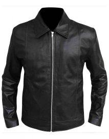 hank moody leather jacket