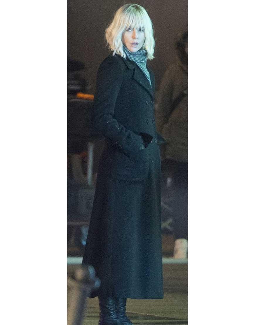 atomic blonde coat