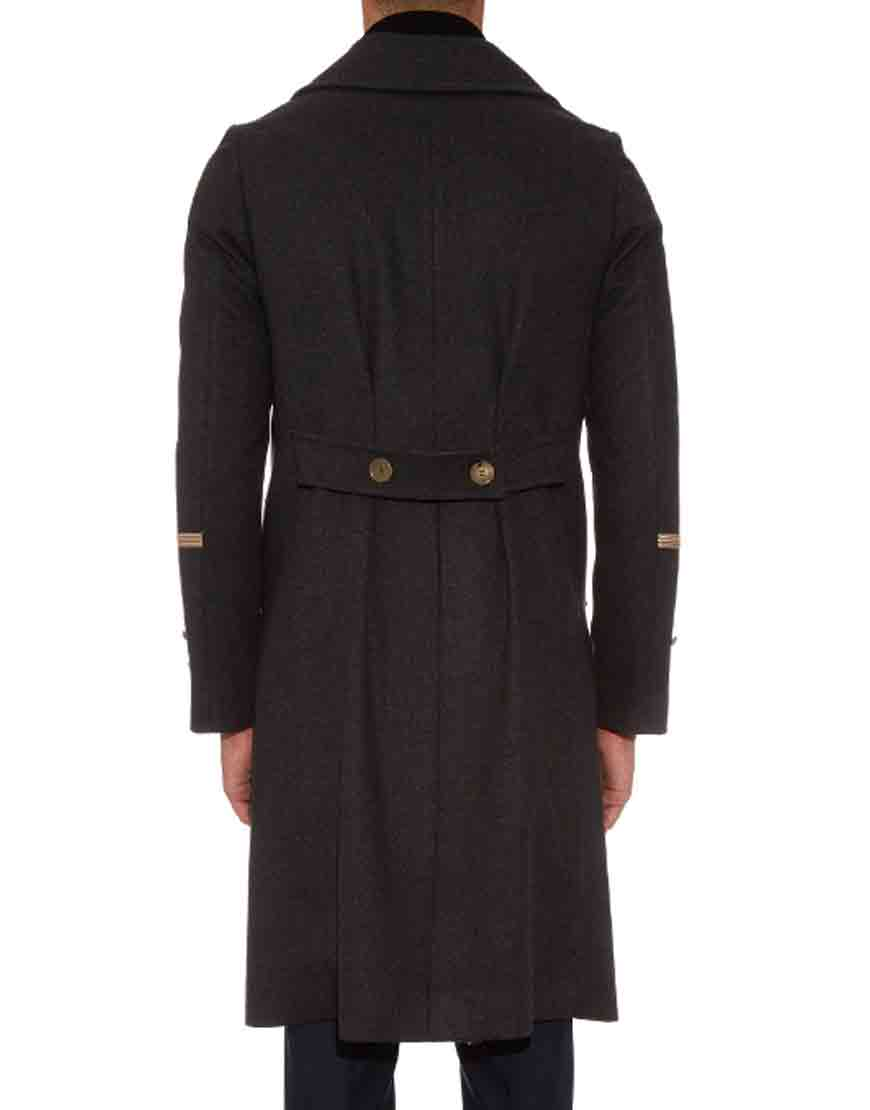 david percival coat